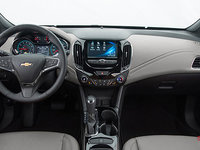 2018 Chevrolet Cruze PREMIER | Photo 3 | Dark Atmosphere/Medium Atmosphere Leather