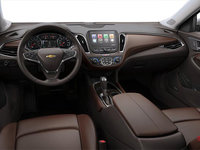 2018 Chevrolet Malibu PREMIER | Photo 3 | Dark Atmosphere/Loft Brown Leather
