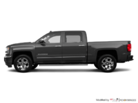 2018 Chevrolet Silverado 1500 LTZ 2LZ | Photo 1 | Graphite Metallic