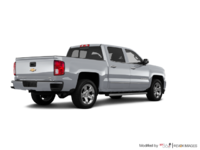 2018 Chevrolet Silverado 1500 LTZ 2LZ | Photo 2 | Silver Ice Metallic