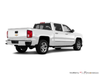 2018 Chevrolet Silverado 1500 LTZ 2LZ | Photo 2 | Summit White