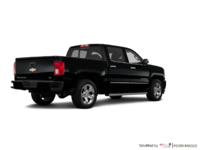 2018 Chevrolet Silverado 1500 LTZ 2LZ | Photo 2 | Black