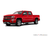 2018 Chevrolet Silverado 1500 LTZ 2LZ | Photo 3 | Red Hot