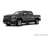 2018 Chevrolet Silverado 1500 LTZ 2LZ | Photo 3 | Graphite Metallic