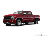 2018 Chevrolet Silverado 1500 LTZ 2LZ | Photo 3 | Cajun red tintcoat