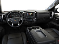 2018 Chevrolet Silverado 1500 LTZ 2LZ | Photo 3 | Jet Black Leather (B3F-H2U)
