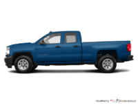 2018 Chevrolet Silverado 1500 WT | Photo 1 | Deep Ocean Blue Metallic