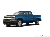 2018 Chevrolet Silverado 1500 WT | Photo 3 | Deep Ocean Blue Metallic