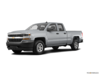 2018 Chevrolet Silverado 1500 WT | Photo 3 | Silver Ice Metallic