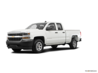 2018 Chevrolet Silverado 1500 WT | Photo 3 | Summit White