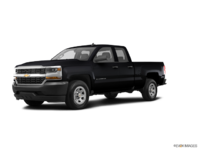 2018 Chevrolet Silverado 1500 WT | Photo 3 | Black