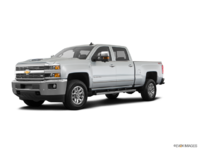 2018 Chevrolet Silverado 2500HD LTZ | Photo 3 | Silver Ice Metallic