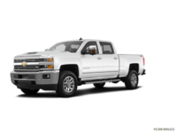 2018 Chevrolet Silverado 2500HD LTZ | Photo 3 | Summit White