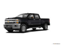 2018 Chevrolet Silverado 2500HD LTZ | Photo 3 | Black