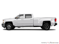 2018 Chevrolet Silverado 3500 HD LTZ | Photo 1 | Summit White