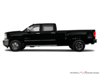 2018 Chevrolet Silverado 3500 HD LTZ | Photo 1 | Black