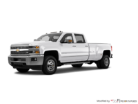2018 Chevrolet Silverado 3500 HD LTZ | Photo 3 | Summit White