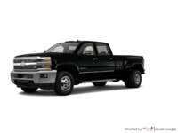 2018 Chevrolet Silverado 3500 HD LTZ | Photo 3 | Black