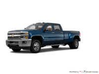 2018 Chevrolet Silverado 3500 HD LTZ | Photo 3 | Deep Ocean Blue Metallic