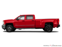2018 Chevrolet Silverado 3500 HD WT | Photo 1 | Red Hot