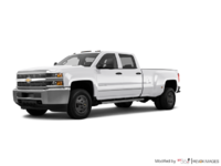 2018 Chevrolet Silverado 3500 HD WT | Photo 3 | Summit White