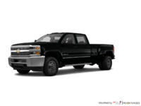 2018 Chevrolet Silverado 3500 HD WT | Photo 3 | Black