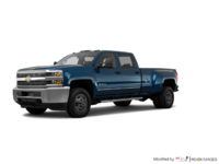 2018 Chevrolet Silverado 3500 HD WT | Photo 3 | Deep Ocean Blue Metallic