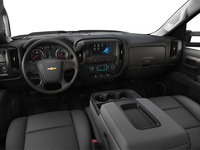 2018 Chevrolet Silverado 3500 HD WT | Photo 3 | Dark Ash/Jet Black Cloth (H2R-AE7)