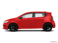 2018 Chevrolet Sonic Hatchback PREMIER | Photo 1 | Red Hot