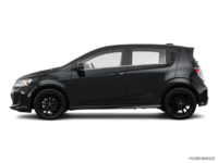 2018 Chevrolet Sonic Hatchback PREMIER | Photo 1 | Mosaic Black Metallic