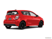 2018 Chevrolet Sonic Hatchback PREMIER | Photo 2 | Red Hot
