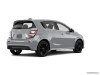 2018 Chevrolet Sonic Hatchback PREMIER | Photo 2 | Arctic Blue Metallic