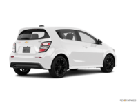 2018 Chevrolet Sonic Hatchback PREMIER | Photo 2 | Summit White