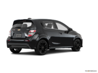 2018 Chevrolet Sonic Hatchback PREMIER | Photo 2 | Mosaic Black Metallic
