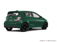 2018 Chevrolet Sonic Hatchback PREMIER | Photo 2 | Ivy Metallic