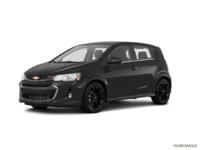 2018 Chevrolet Sonic Hatchback PREMIER | Photo 3 | Nightfall Grey Metallic