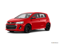 2018 Chevrolet Sonic Hatchback PREMIER | Photo 3 | Cajun Red