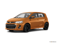 2018 Chevrolet Sonic Hatchback PREMIER | Photo 3 | Orange Burst Metallic