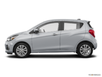 2018 Chevrolet Spark 2LT | Photo 1 | Silver Ice Metallic