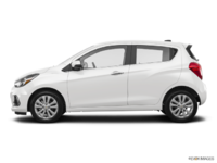 2018 Chevrolet Spark 2LT | Photo 1 | Summit White