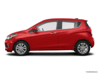 2018 Chevrolet Spark 2LT | Photo 1 | Red Hot