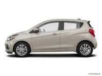 2018 Chevrolet Spark 2LT | Photo 1 | Toasted Marshmallow Metallic
