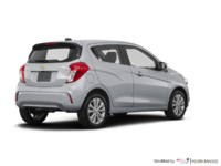 2018 Chevrolet Spark 2LT | Photo 2 | Silver Ice Metallic