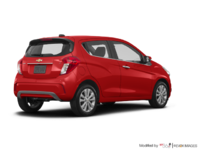 2018 Chevrolet Spark 2LT | Photo 2 | Red Hot