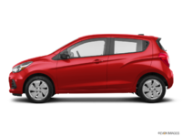 2018 Chevrolet Spark LS | Photo 1 | Red Hot