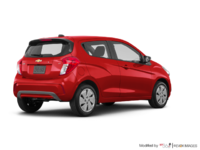 2018 Chevrolet Spark LS | Photo 2 | Red Hot