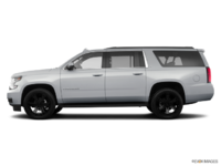 2018 Chevrolet Suburban LT | Photo 1 | Silver Ice Metallic