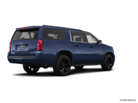 2018 Chevrolet Suburban LT | Photo 2 | Blue Velvet Metallic