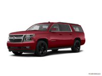 2018 Chevrolet Suburban LT | Photo 3 | Siren Red