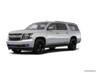 2018 Chevrolet Suburban LT | Photo 3 | Silver Ice Metallic